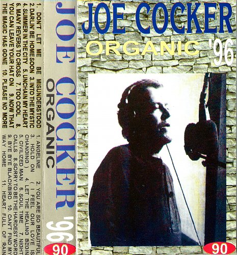 Joe Cocker - Organic (1996)