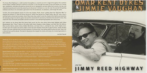 Omar Kent Dykes & Jimmie Vaughan - On The Jimmy Reed Highway (2007)