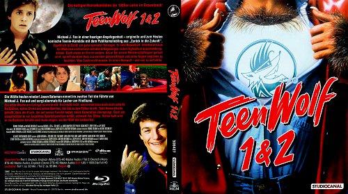 Волчонок 2в1 / Teen Wolf Double Feature (1985-1987)