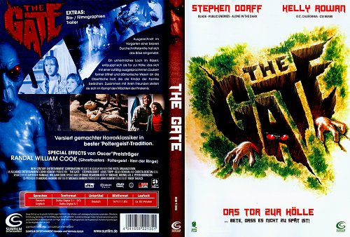 Врата / The Gate (1987)