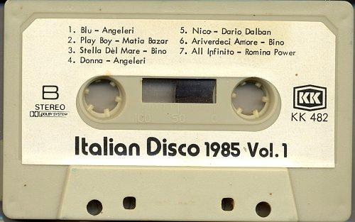 Italian Disco 1985 Vol.1 (1985)