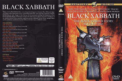 The Black Sabbath Story Vol. 2
