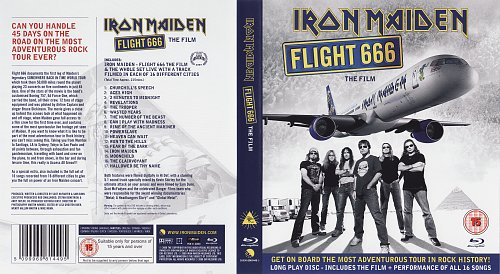 Flight 666 [BD]