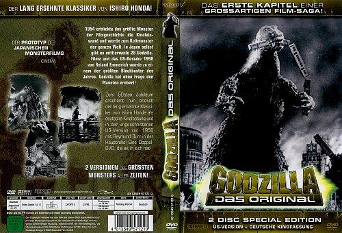 Годзилла / Godzilla (1954)