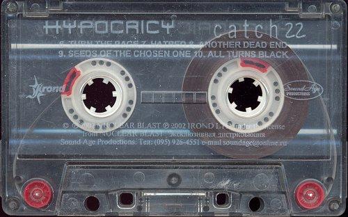 Hypocrisy - Catch 22 (2002)