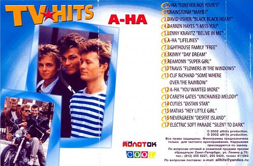 TV Hits - A-Ha (2002)