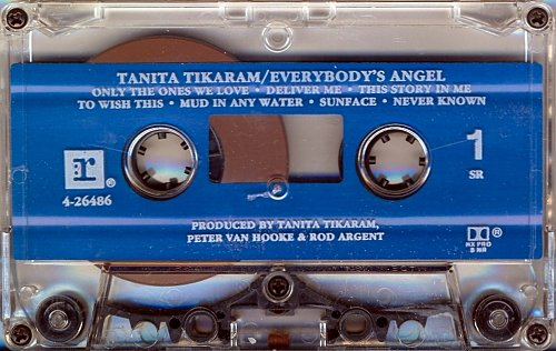 Tanita Tikaram - Everybody's Angel (1991)