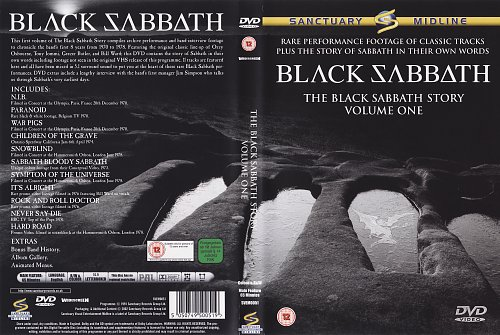 The Black Sabbath Story Vol. 1