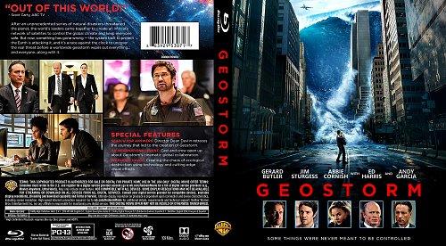 Геошторм / Geostorm (2017)