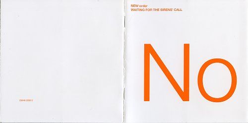 New Order - Waiting For The Sirens' Call (2005)