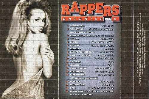 Rapper's Paradise Vol.6