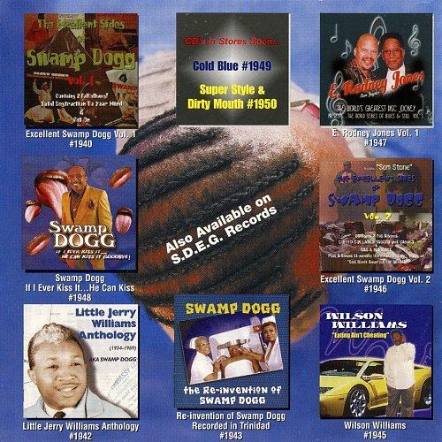 Z.Z. Hill - The Brand New Z.Z. Hill (1971 Nashboro; 2002 S.D.E.G. Records, Platinum Collection, USA)