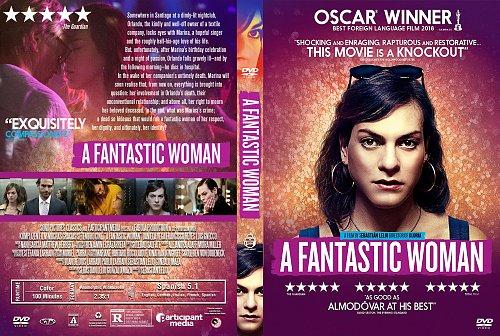 Фантастическая женщина / A Fantastic Woman (2017)