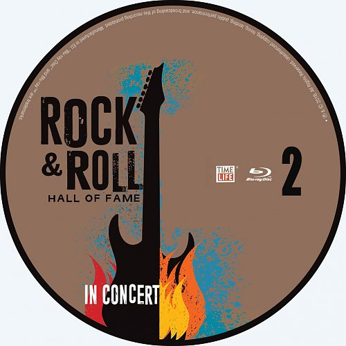 V.A. - The Rock & Roll Hall Of Fame: In Concert (2018)