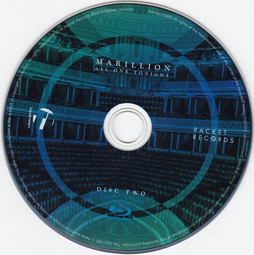 Marillion - All One Tonight (2018)