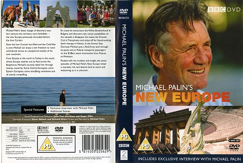 BBC: Новая Европа с Майклом Пэйлином / New Europe / Michael Palin's New Europe / New Europe with Mic