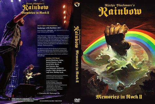 Rainbow - Memories In Rock II (2018)