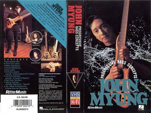 John Myung - Progressive Bass Concepts (1996)