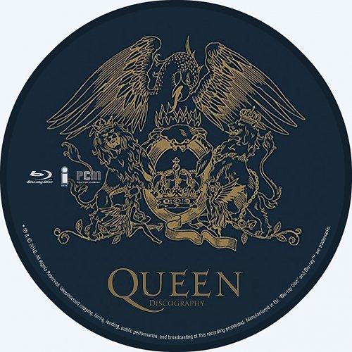 Queen - Discography (1973 - 1995)