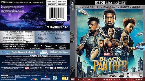 Черная Пантера / Black Panther (2018)