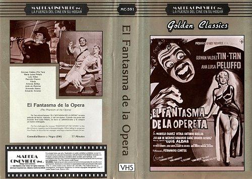 El fantasma de la opereta / Призрак оперетты (1960)