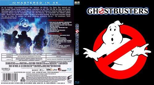 Охотники за привидениями / Ghostbusters (1984)