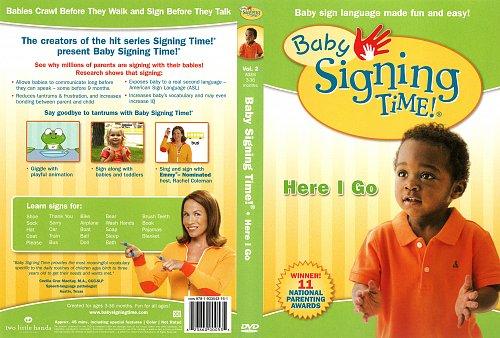 Время детских знаков! Часть 1. Часть 2 / Baby Signing Time! Volume I. Volume II (2005 - 2008)