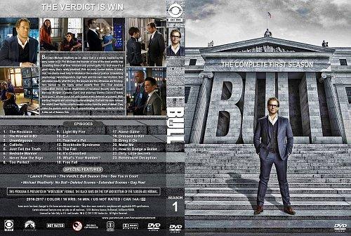 Булл / Bull (2016...)