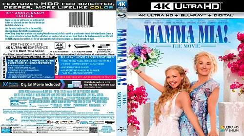 Мамма Mia! / MaMa Mia (2008)