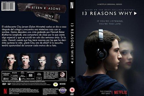 13 причин,почему / 13 Reasons Why (2017)