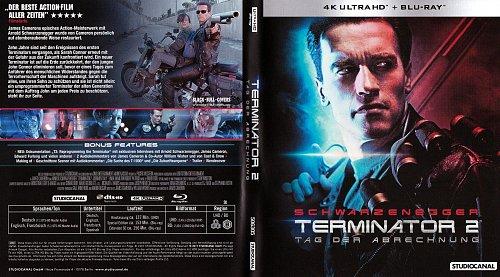 Термина́тор 2: Су́дный день / Terminator 2: Judgment Day (1991)