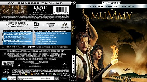 Мумия 2в1 / The Mummy (1999-2001)
