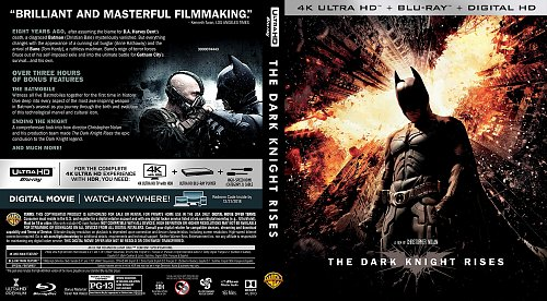 Темный рыцарь: Возрождение легенды / The Dark Knight Rises (2012)