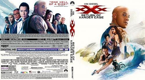 Три икса: Мировое господство /  xXx: Return of Xander Cage (2017)