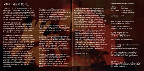 Ayreon - Actual Fantasy Revisited (2004)