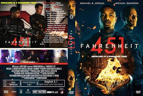 451 градус по Фаренгейту / Fahrenheit 451 (2018)