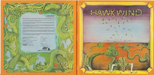 Hawkwind - Hawkwind (1970)