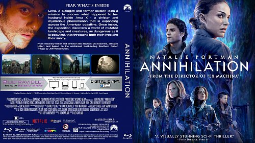 Аннигиляция / Annihilation (2018)