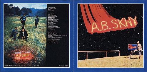 A.B. Skhy - A.B. Skhy (1969)