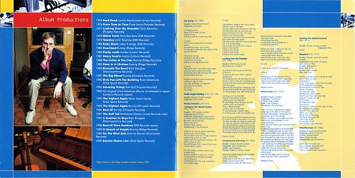 Chris Rainbow (Alan Parsons Project) - The Chris Rainbow Anthology 1974-1981 (2001)