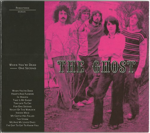 The Ghost - When You're Dead ..One Second (1970)