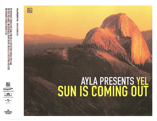 Ayla pres. Yel - Sun Is Coming Out (2003)