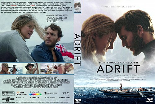 Во власти стихии / Adrift (2018)