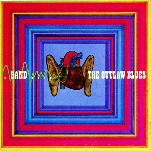 Outlaw Blues Band - The Outlaw Blues Band (1968)