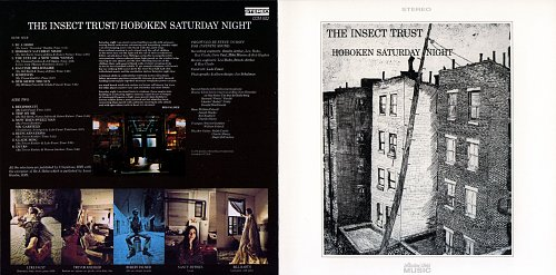 Insect Trust - Hoboken Saturday Night (1970)