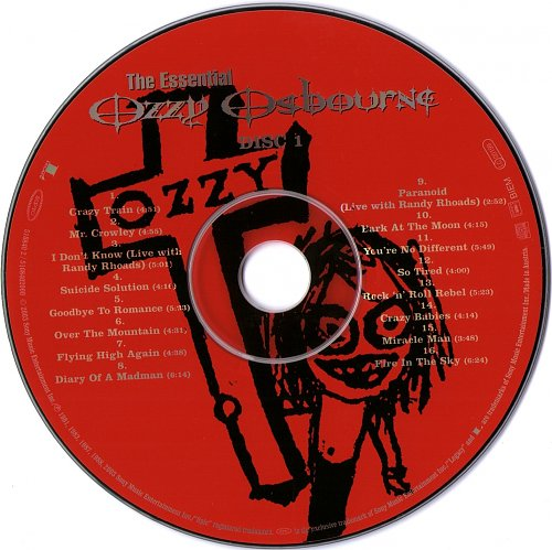 Ozzy Osbourne - The Essential Ozzy Osbourne (2003)