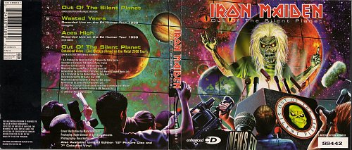 Iron Maiden - Out Of The Silent Planet (2000, EP)