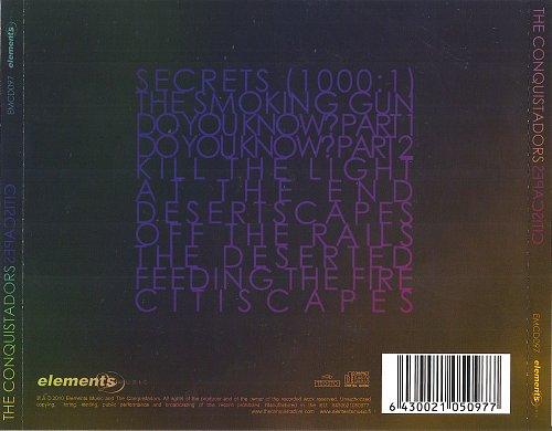 Conquistadors - Citiscapes (2010)