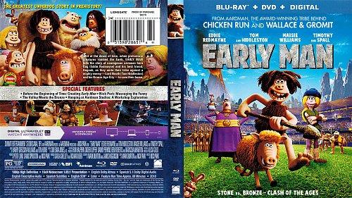 Дикие предки / Early Man (2018)
