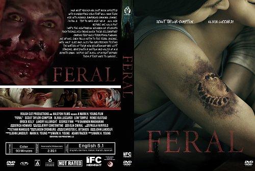 Одичавшие / Feral (2017)